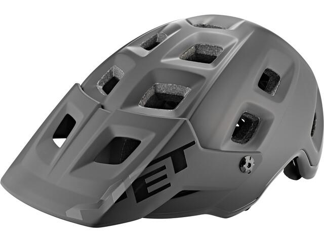 MET Terranova Helm, zwart
